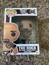 New ListingFunko Pop Wwe Dwayne The Rock Johnson