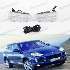 LED Daytime Running Light Fog Light Signal Lamp For Porsche Cayenne 2007-2010