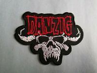 Danzig Sew or Iron On Patch