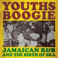 ** VARIOUS ARTISTS  YOUTHS BOOGIE  2CD  EARLY SHUFFLE SKA CLASSICS!!