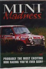 Mini Racing MINI Madness DVD Exciting Extreme Sport British Countryside NEW