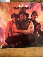 The Heads - Heads Up LP Liberty LST 7581 1968 Rare Psych Rock