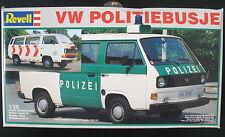Revell 7347 - VW POLIZEI BUS - POLITIE BUSJE - 1:25 - Modellbausatz - Model Kit