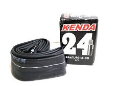 "BICYCLE INNER TUBE 24/"" X 1.75//1.90//2.125 SCHRADER VALVE BIKE CRUISER"
