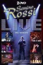 "SEMINO ROSSI ""LIVE IN WIEN"" 2 DVD NEW+"