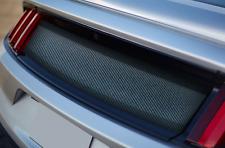 2015 2016 2017 Ford Mustang BLANK Decklid Panel Carbon Fiber BLACKOUT Stripe