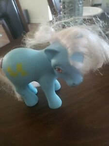 My Little Pony G1 Happy Tails Squeezer Working Mlp Vintage