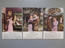 R&L Postcard: Bamforth Song Card Set Series 4895 Marigold, WW1 Soldier
