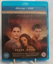 Twilight Saga breaking dawn Blue-ray+ DVD