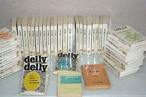 DELLY Lot 48 livres  ancien Éditeurs Tallandier EN TRES BON ETAT œuvre complète