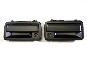 for Chevrolet GMC Oldsmobile Outside Exterior Door Handle Left Right Front Set