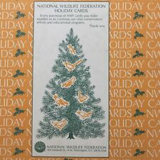 national wildlife federation cards | eBay