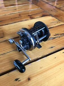 Daiwa Sealine 47H levelwind reel, excellent used condition