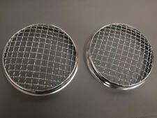 NEW FORD 7INCH  XW-XY HEADLIGHT WIRE MESH COVERS