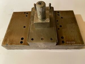 Cropping / punch tool  for fly press or power press.
