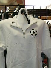 Womens Soccer  Sport-Tek White X-Small