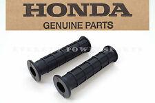 Honda Handle Bar Grip Set TRX 125 200 250 300 350 400 450 500 650 680 700 #W69 A