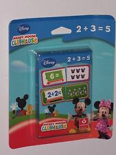 Mickey Mouse Club House-contando Juego De Cartas