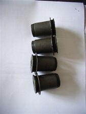 CHRYSLER VALIANT MACKAY FRONT UPPER INNER CONTROL ARM RUBBER BUSH KIT  A1081 x 4