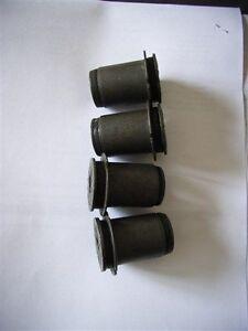 VALIANT MACKAY FRONT UPPER INNER CONTROL ARM RUBBER BUSH KIT A1081 x 4
