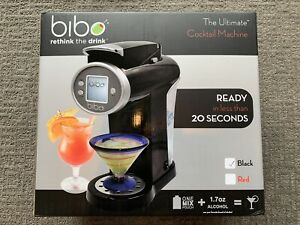 Bibo Barmaid || Smart Cocktail Machine - Black (BRAND NEW)