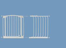 Dreambaby Chelsea 54cm White extension New child toddler kid safety gate hallway