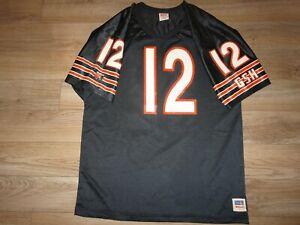 Erik Kramer #12 Chicago Bears Football NFL Wilson Jersey LG L