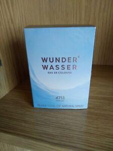 Wunderwasser 4711 Eau de Cologne für Sie 50 ml OVP