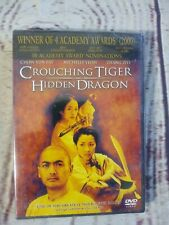 Crouching Tiger, Hidden Dragon (Dvd, 2001, Special Edition) New Sealed Promo