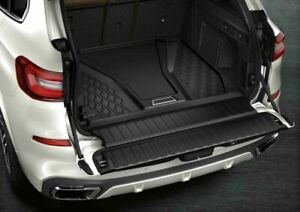 BMW Genuine Boot Trunk Fitted Luggage Compartment Mat X5 G05 51472458567