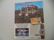 advertising Pubblicità 1993 YAMAHA XT 660 Z TENERE'