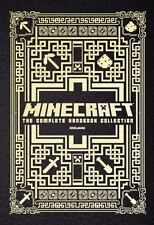 Minecraft: the Complete Handbook Collection of 4 manuals