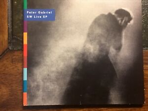 Peter Gabriel SW Live EP [Promo CD Geffen 1994] 4 tracks Great Condition