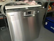 Dishwasher, Bosch Silent Plus, Stainless Steel, Made in Germany, Brand New