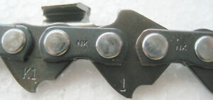 """2er-Pack CARLTON Sägeketten 0.325""""-1,3 McCulloch CS410 Elite, CS450 Elite, CS50S"""