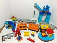 Lego Duplo Cargo Train 10875 Great condition. See description.