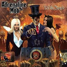 We The People - Adrenaline Mob (2017, CD NEUF)