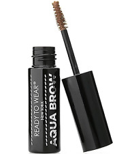 Ready To Wear Aqua Brow, Deep Brown 0.14 Ounce, Made in Japan , New in Box