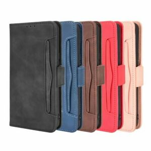 For TCL 20 5G /Pro 5G /20S /20 SE Card Holder Magnetic Leather Wallet Case Cover