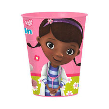 16oz Disney Doc McStuffins Birthday Party Plastic Loot Treat Favor cup