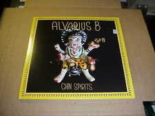 "10"" EP: ALVARIUS B - Chin Spirits NEW UNPLAYED Ltd Richard Bishop SUN CITY GIRLS"