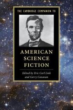 The Cambridge Companion to American Science Fiction (Paperback or Softback)