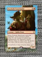 Dockside Extortionist MTG Magic Commander Hand Painted Altered Full Art Tentz