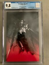 Dark Nights Metal 2 DELL OTTO VIRGIN SKETCH First Appearance of BWL CGC 9.8