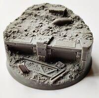 Games Workshop Warhammer Fantasy 100mm x 25mm Large Regimental Closed Model Base