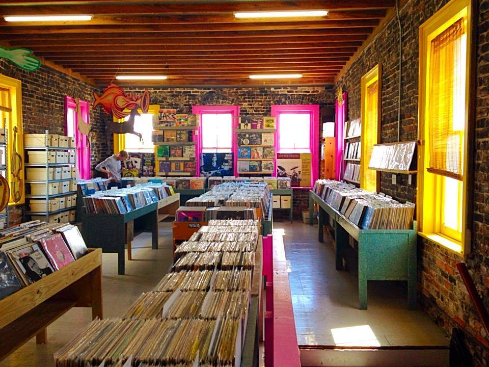 EUCLID RECORDS NEW ORLEANS