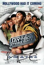 Jay And Silent Bob Strike Back (2001) US 1-sheet *SIGNED*