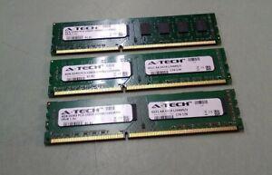 A-Tech 6521AA5514/H445/V 12GB Kit 3X4GB PC3-10600 DIMM 1333MHZ
