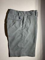 Polo Ralph Lauren Boys Size 8 Golf Shorts Grey Heather MSRP $55.00