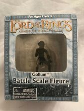 *NEW* LOTR: Armies of Middle-Earth Play Along Toys Battle Scale Figure Gollum